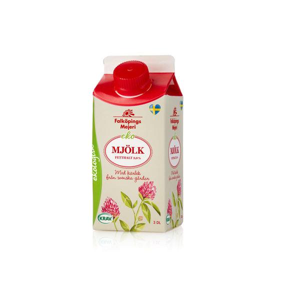 Eko standardmjölk 3 %