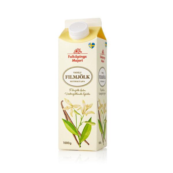 Vaniljfil 2,6 %