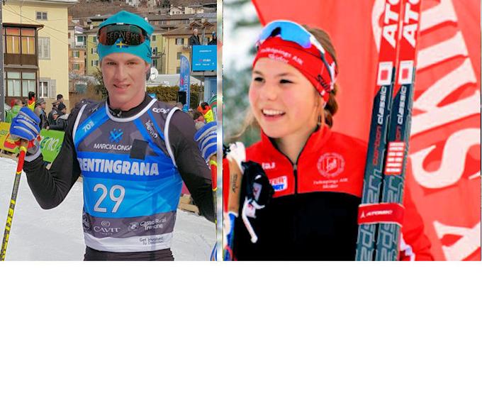 Stolt sponsor till  Johanna & Ludwig!